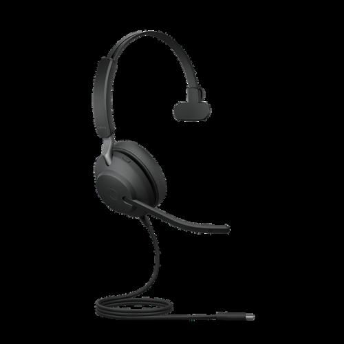 jabra evolve2 40 uc usb-c headset