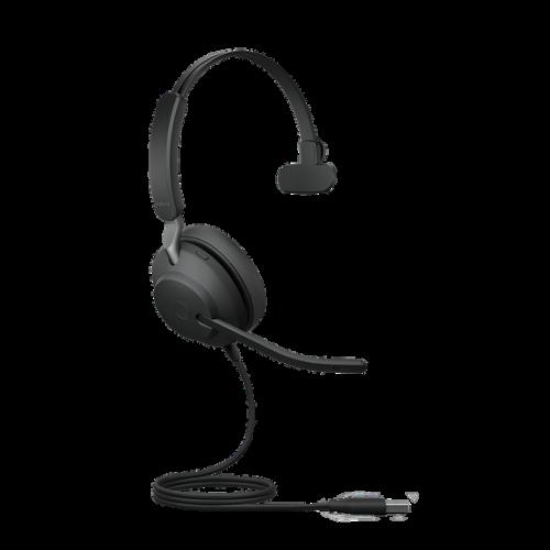 jabra evolve2 40 usb-a headset mono