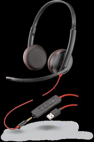 Blackwire 3225 USB