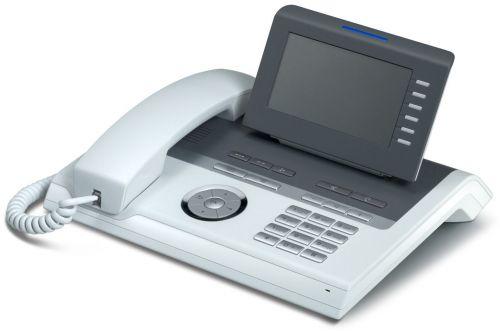 Unify OpenStage 40 HFA V2 eisblau Tischtelefon ref