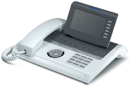 Unify OpenStage 40 T eisblau Tischtelefon refurbish