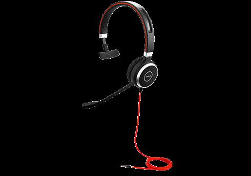 Jabra Evolve 40 UC Mono - nur Headset