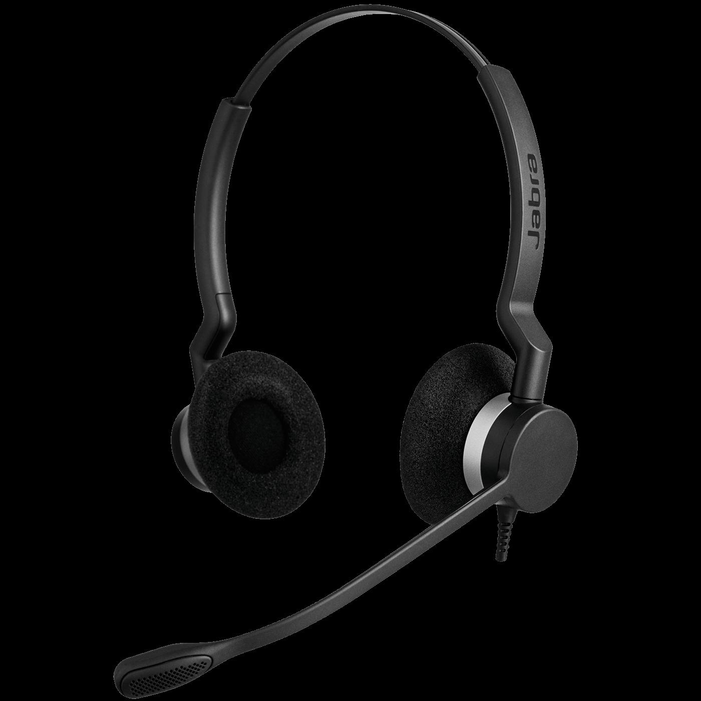 Jabra BIZ 2300 Duo Wideband Headset