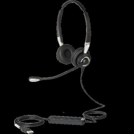 Jabra BIZ 2400 II Duo USB MS CC Headset