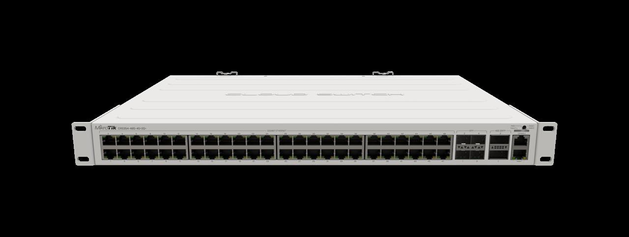 3CX Cloud Router 48 Port PoE (konfiguriert)