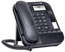 *Alcatel-Lucent 8019s Premium Tischtelefon
