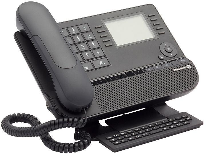 *Alcatel-Lucent 8039s Premium Tischtelefon