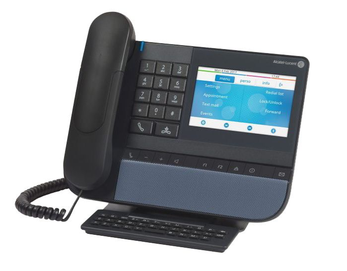 Alcatel-Lucent 8078s IP Premium Tischtelefon