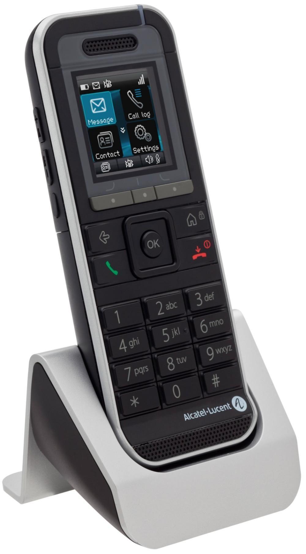 *Alcatel-Lucent 8232s DECT Mobilteil