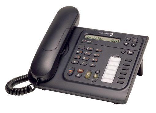Alcatel-Lucent 4018 IP Touch EE Tischtelefon ref.