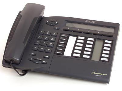 Alcatel-Lucent 4035 Adv. Tischtelefon refurbished