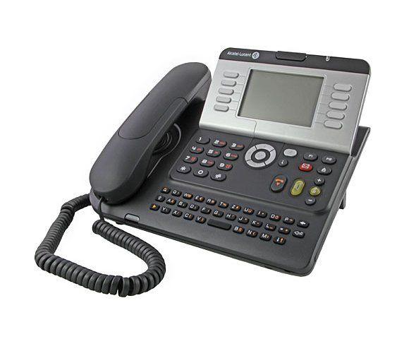 Alcatel-Lucent 4039 urban grey Tischtelefon refurb