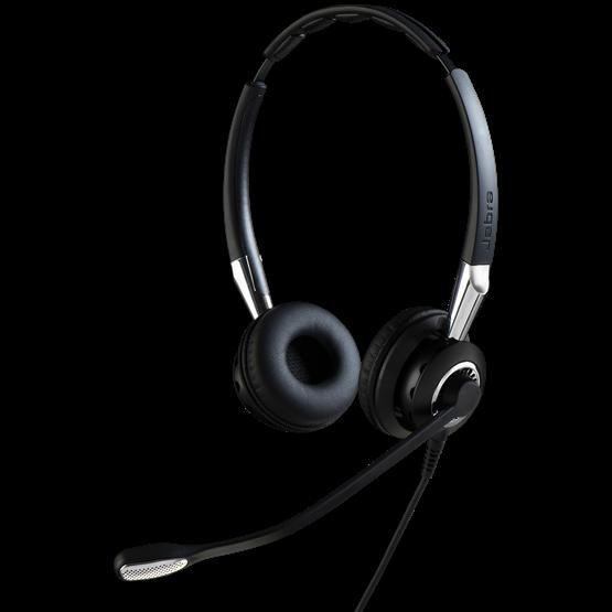 Jabra BIZ 2400 II Duo WB Headset