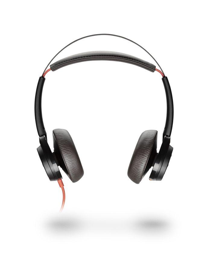 Plantronics Blackwire C7225 USB Headset schwarz