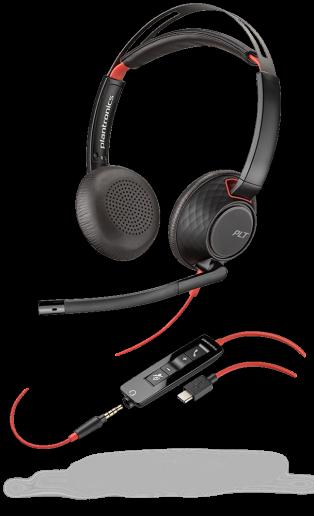 Plantronics Blackwire C5220-C USB Headset