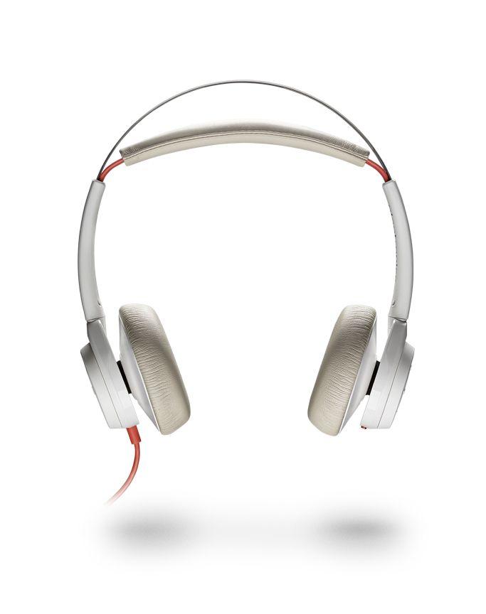 Plantronics Blackwire C7225 USB-C Headset weiß