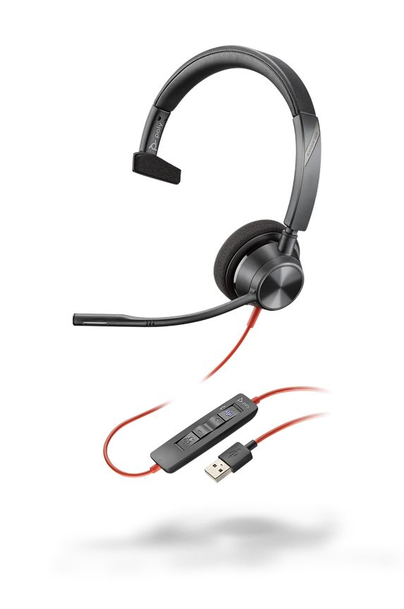 Plantronics Blackwire C3310 USB-A Headset