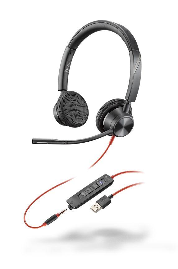 Plantronics Blackwire C3325 USB-A Headset