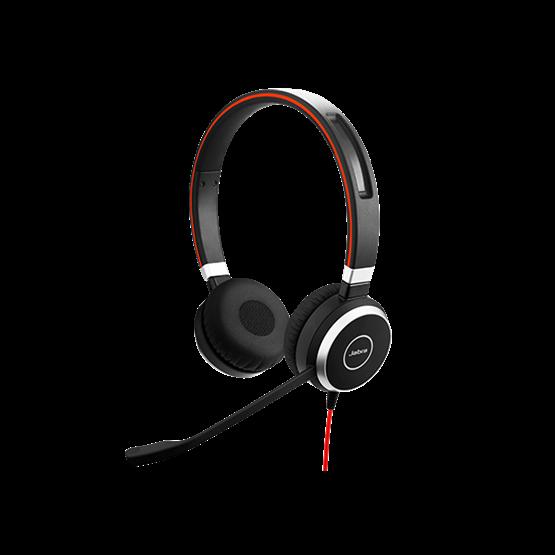 Jabra Evolve 40 MS Duo Headset