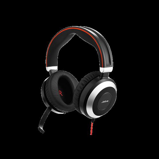Jabra Evolve 80 UC Duo Headset