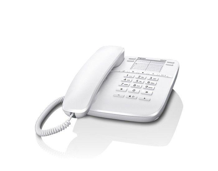 Gigaset DA310 weiß Tischtelefon