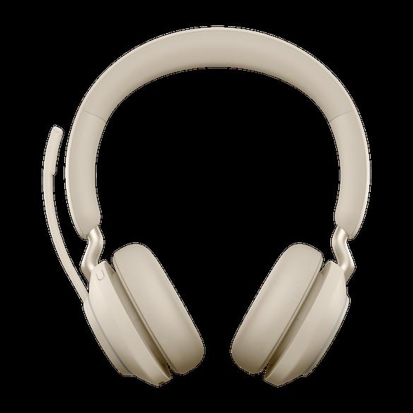 Jabra Evolve2 65 UC Stereo BT USB-A Headset beige