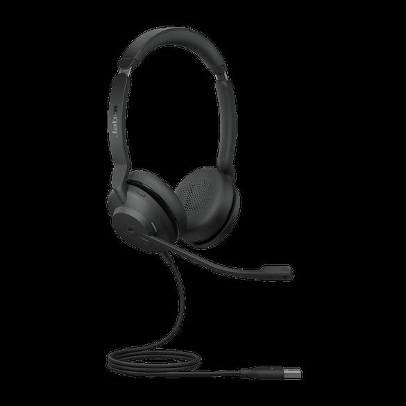 Jabra Evolve2 30 MS Stereo USB-A Headset