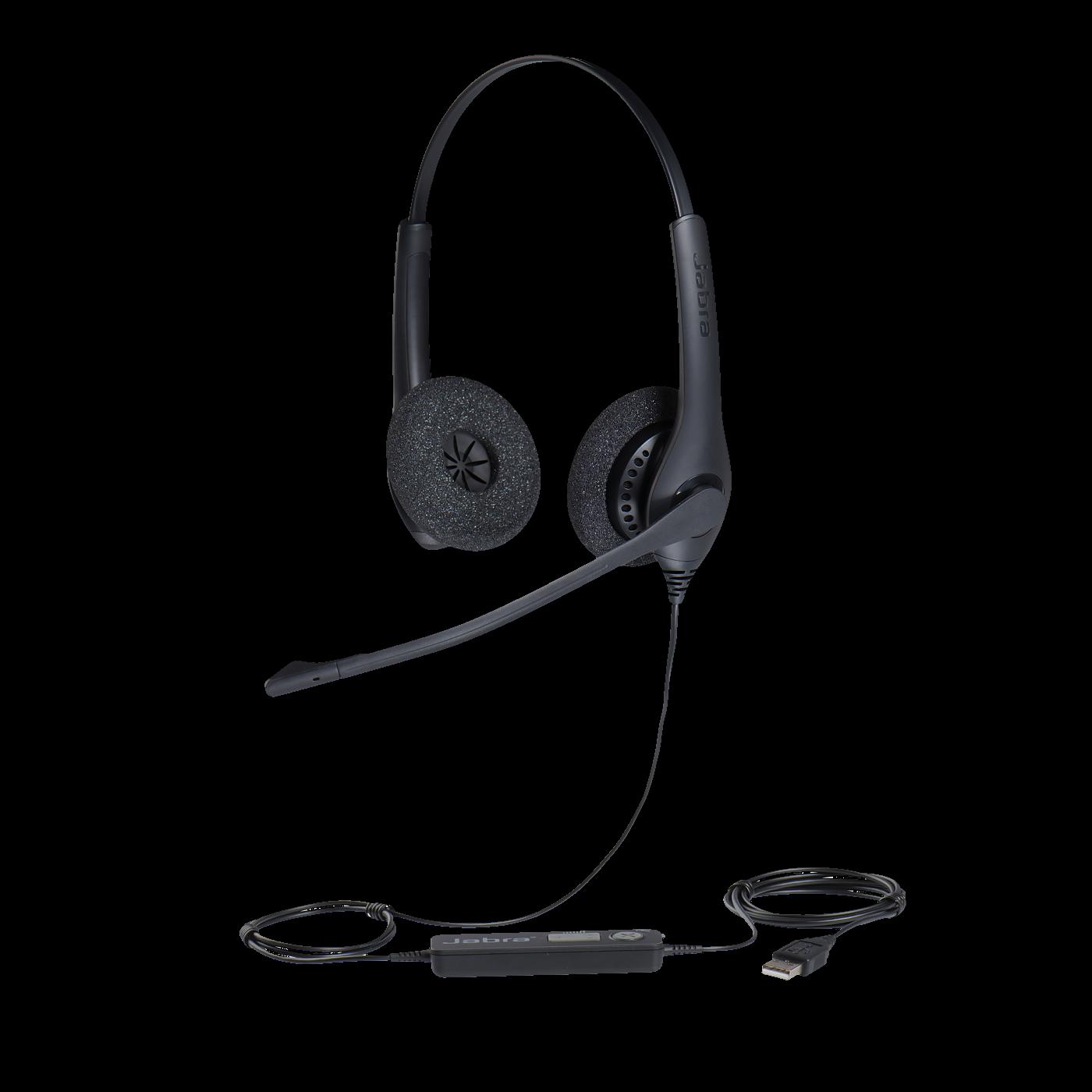 Jabra BIZ 1500 USB Duo NC Headset