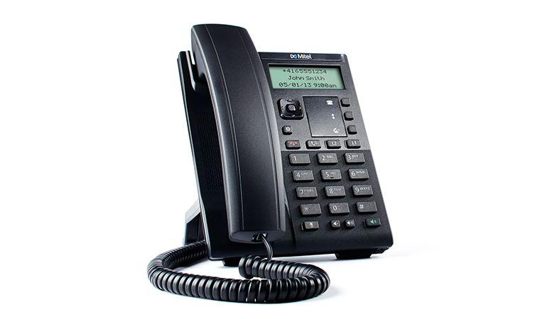 Mitel 6863i VoIP SIP Tischtelefon ohne Netzteil