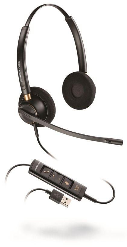 Plantronics EncorePro HW525 USB Headset