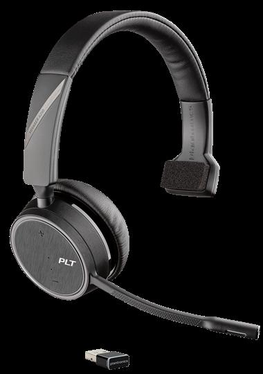 Plantronics Voyager 4210 UC Headset USB-A