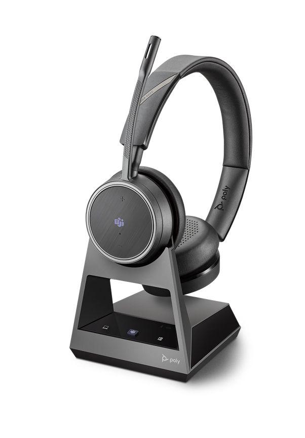 *Plantronics Voyager 4220 Office BT USB-C Teams Headset