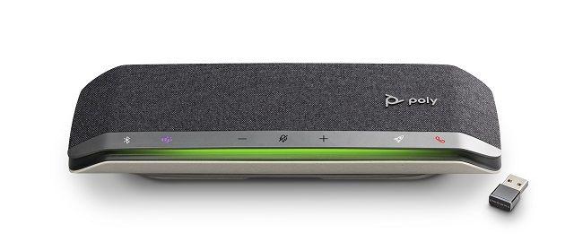 Poly Sync 40-M Plus USB-A Teams Speakerphone inkl. BT600