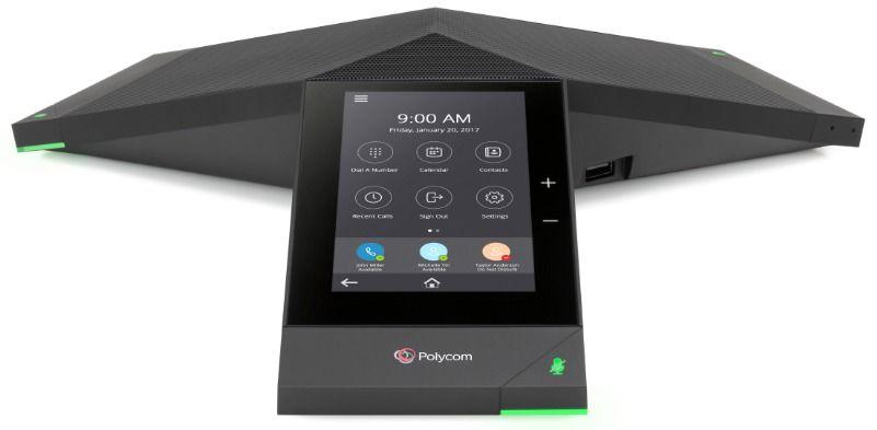 Polycom Trio 8500 SIP Konferenzlösung o. Netzteil