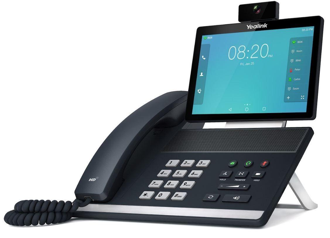 Yealink VP59 Video SIP Telefon
