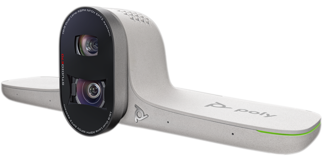 Poly Studio E70 Auto-Track 4K USB Kamera