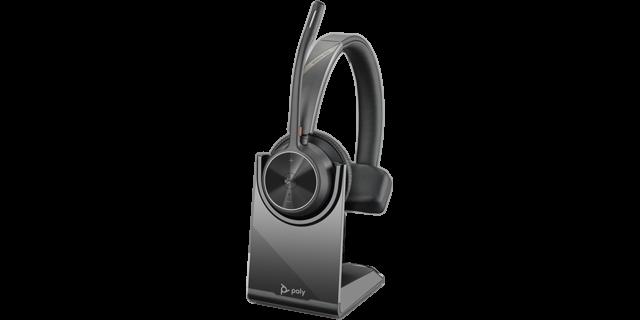 Poly Voyager 4310 UC-M BT USB-C Headset inkl. Ladestation