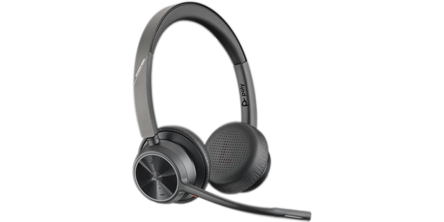 Poly Voyager 4320 UC-M BT USB-C Headset