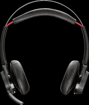 Plantronics Voyager Focus UC B825-M BT Headset o. Ladestation