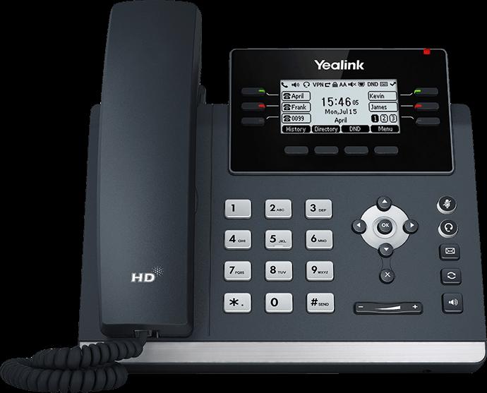 Yealink T42U SIP Telefon