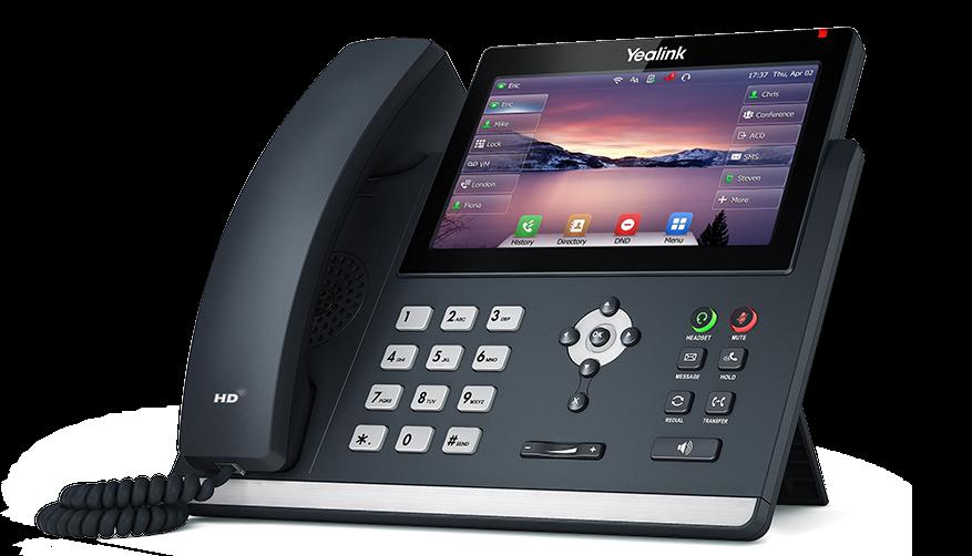 Yealink T48U SIP Telefon