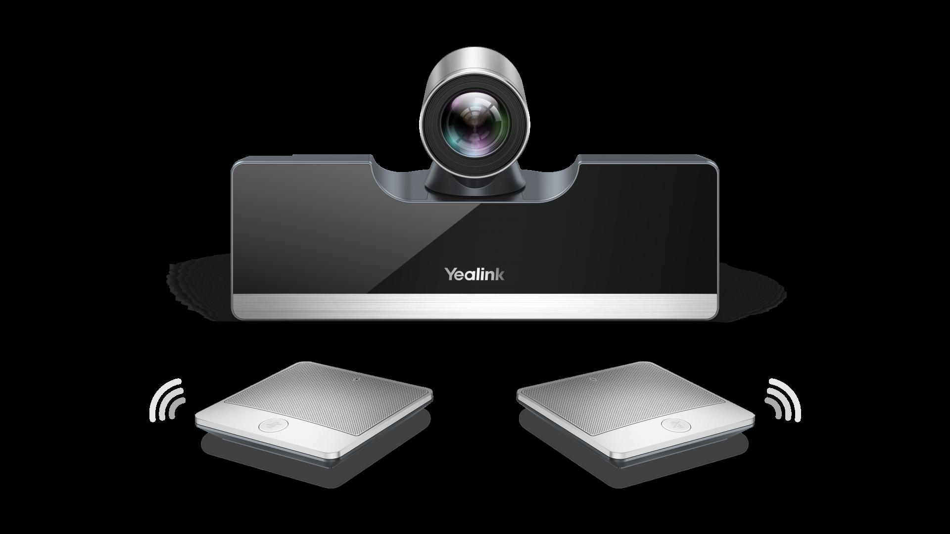 Yealink VC500 Video Konferenzsystem wireless