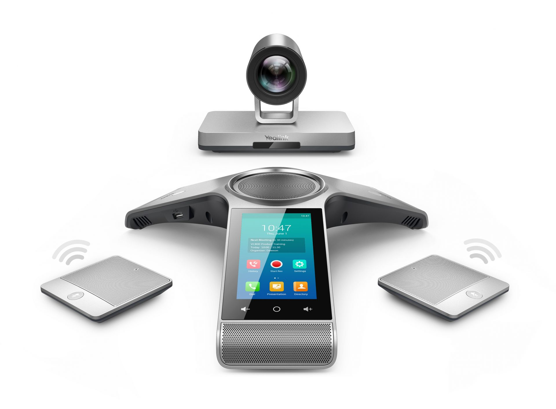 Yealink VC800 Video Konferenzsystem wireless
