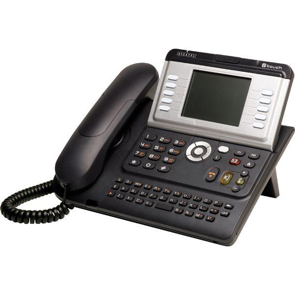 Alcatel-Lucent 4068 EE IP Touch Tischtelefon refurb.