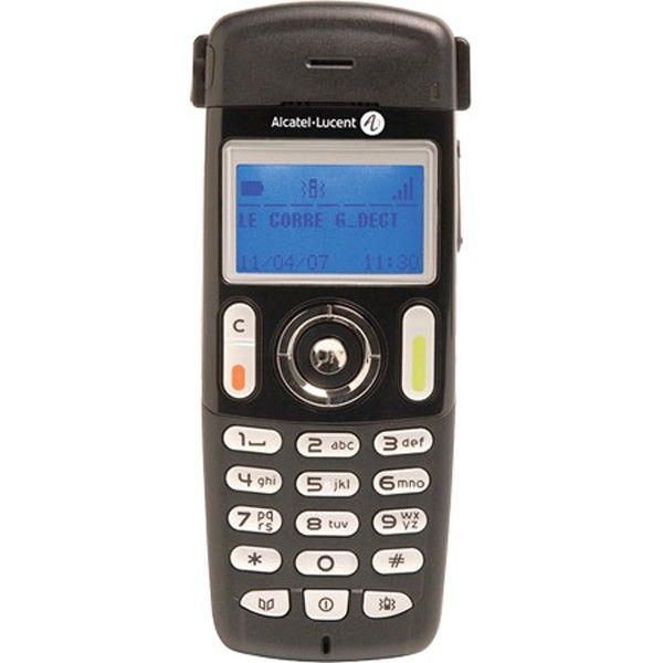 Alcatel-Lucent 300 DECT Mobilteil + Akku refurbish