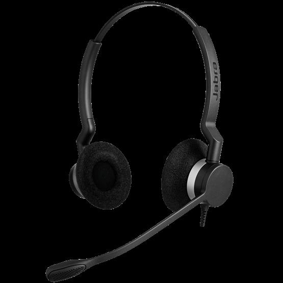 Jabra BIZ 2300 Duo Balanced Headset