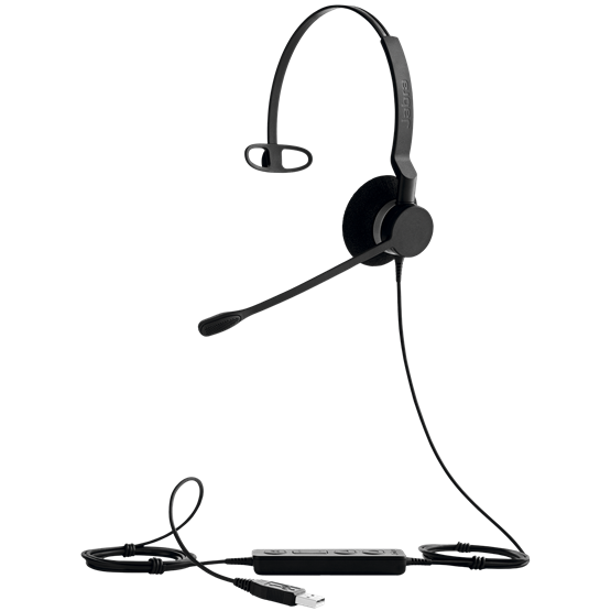 Jabra BIZ 2300 USB Mono Headset