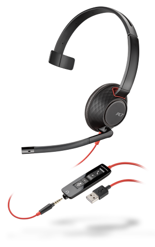 Plantronics Blackwire C5210 USB Headset