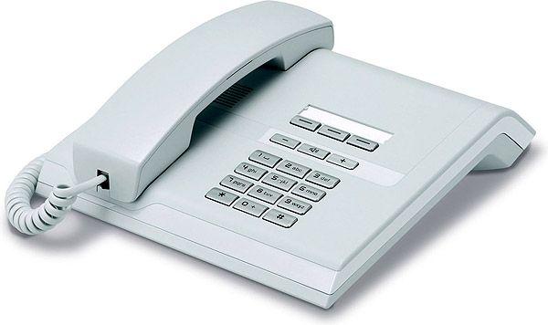 *Unify OpenStage 10 T eisblau Tischtelefon