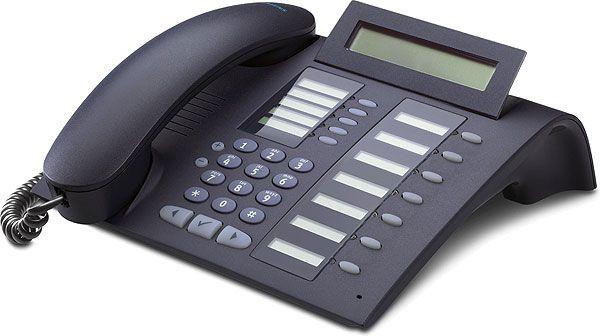 Unify optiPoint 420 st. mangan Tischtelefon refurb